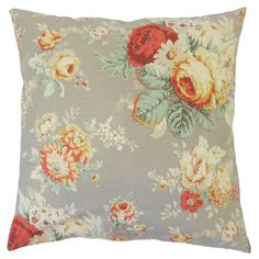 Ulyciana Cotton Throw Pillow
