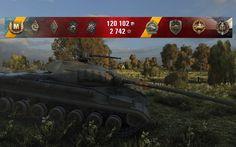 WoT T-10 | 9.000+ dmg | 8 kills - Siegfried Line
