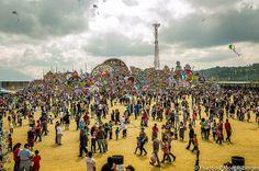 Barriletes Gigantes  Sumpango Sacatepequez Guatemala 2012