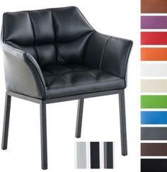 Esszimmerstuhl OCTAVIA mit Armlehne, Clubsessel mit Kunstlederbezug, Relaxsessel mit hochwertiger Polsterung, in verschiedenen Farben erhältlich, Sitzhöhe 49 cm Jetzt bestellen unter: https://moebel.ladendirekt.de/kueche-und-esszimmer/stuehle-und-hocker/esszimmerstuehle/?uid=8cfdd8b1-5c73-5e88-b8c4-4b172f5ac1b9&utm_source=pinterest&utm_medium=pin&utm_campaign=boards #kueche #esszimmerstuehle #esszimmer #hocker #stuehle Bild Quelle: plus.de
