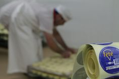 Viragem do queijo curado.