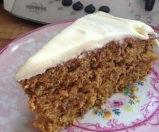Rezept Kürbis-Apfel-Kuchen mit Haferflocken von Daniela.Kenz - Rezept der Kategorie Backen süß