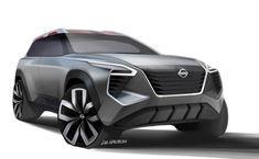 This is a better one. Nissan X motion ! #sketch#nissan#xmotion#markersketch#pensketch#suv#instacar#carstagram#design#cardesign#autodesign#daily#dailysketch#car#renault#transportation#infiniti#운송디자인#rendering#자동차디자인