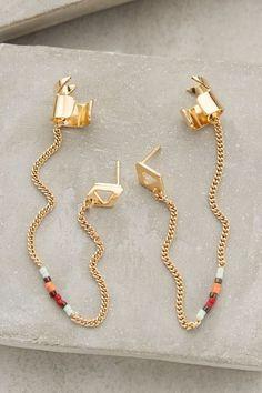 Bogatell Cuff Earrings - anthropologie.com #anthroregistry