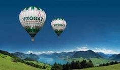 Gewinne mit vitogaz.ch und ein wenig Glück einen Heissluftballon-Flug über die Schweiz für 2 Personen im Wert von CHF 840.—