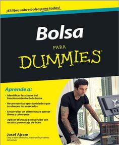 Descarga Libro Bolsa para Dummies   – Josef Ajram – PDF – Español http://helpbookhn.blogspot.com/2014/08/bolsa-para-dummies-josef-ajram-pdf.html?spref=tw