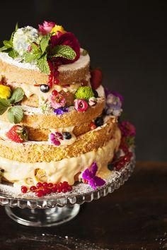 Cake Dri Knapp. Foto de Elisa Corrêa