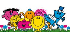 The Mr Men website - a fun way to teach personality adjectives to young learners.