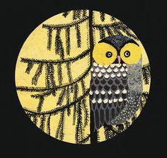 CHAUDRON: Moon Stories - Illustrations by Uta Glauber
