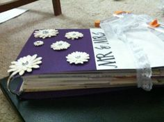 what to do with wedding cards? :  wedding black diy inspiration purple wedding cards white Wedding Cards