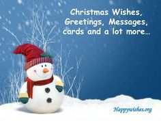 Christmas Wishes, Greetings, Messages and Images by Atul Mittal via slideshare