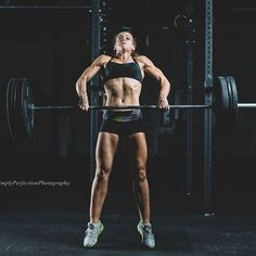 Maddy curley crossfit