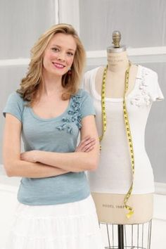 The best article about sewing knit tops