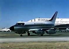 McDonnell 220 Business Jet Promo Film - 1959