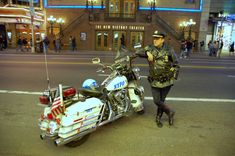 Harley Davidson News – Harley Davidson Bike Pics Sirens, Radios, 4x4, Old Police Cars, Emergency Vehicles, Police Vehicles, Police Patrol, New York Police, Hot Cops