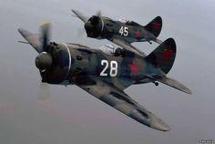 Polikarpov I-16 llamado rata en la guerra civil española