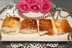 Kazandibi (Efsane Lezzette) Tarifi Pancakes, French Toast, Breakfast, Food, Morning Coffee, Essen, Pancake, Meals, Yemek
