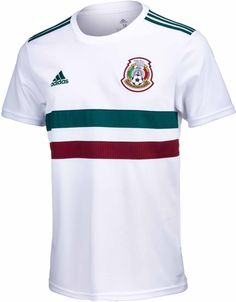 adidas Mexico Away Jersey. Buy it from SoccerPro. Team Sports 1da4d3fed