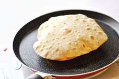 - Soft Chapati - using hot water when making - a mild scalding of flour