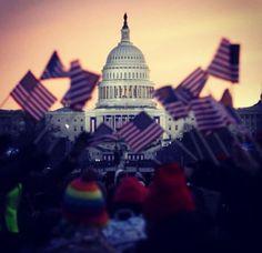 Favorite Inauguration 2013 shot.   Washington, D.C.