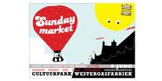 Sunday Market 8 juni '14 - Gewijzigde datum!