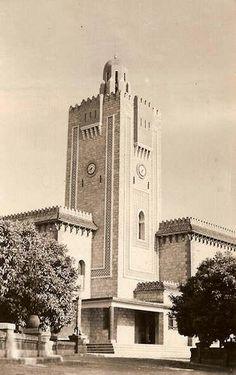 Alcazarquivir 1017 -torre de mando | Flickr: Intercambio de fotos