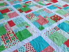 christmas quilt - Google Search