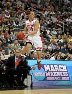Need I say more. You already know. Aaron Craft.