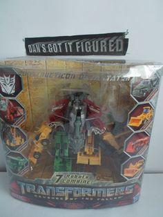Transformers Mini Devastator Legends Class Rotf Revenge OF THE Fallen | eBay