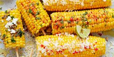 We've come up with five delicious toppings for corn on the cob to cover every…