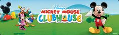 Mickey Mouse Clubhouse Clip Art   Mickey Mouse Clubhouse