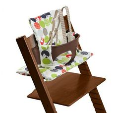 Design inspiration in a high chair? It's Tripp Trapp® from Stokke. #ChicChild @The Little Style File