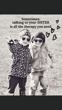 Sister Bond Quotes, Sister Quotes Funny, Funny Quotes, Nephew Quotes, Funny Sister, Quotable Quotes, Wisdom Quotes, Love My Sister, Good Morning Quotes