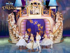 Classic meets contemporary in Disney On Ice presents Dare to Dream! Join your favorite Disney Princesses in a celebration of 75 years of Disney Princess stories, including two-modern day princesses...