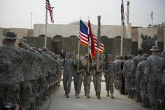 Last American Troops Leave Iraq, Marking an End to the War | TheBlogIsMine