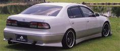 Aero Palace  _ JZS147 Australia | Toyota Aristo | Lexus GS300 | 2JZ-GTE | View topic - Bodykits - Technical and Resources