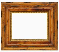 Multi Picture Frames, Traditional Frames, Frame Light, Small Corner, Water Spots, Antique Silver, Pine, Carving, Rustic