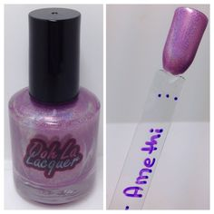 Ooh La Lacquer - Amethi - August Group Custom (untried)