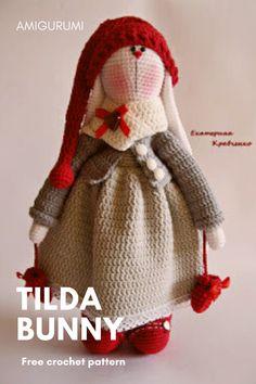 Mesmerizing Crochet an Amigurumi Rabbit Ideas. Lovely Crochet an Amigurumi Rabbit Ideas. Cactus Amigurumi, Mini Amigurumi, Amigurumi Animals, Doll Amigurumi Free Pattern, Crochet Amigurumi, Crochet Toys Patterns, Stuffed Toys Patterns, Amigurumi Doll, Crochet Dolls