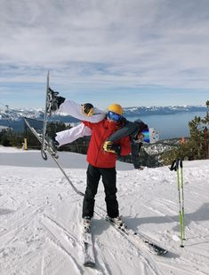 Cute Couples Photos, Cute Couples Goals, Cute Photos, Couple Pictures, Ski And Snowboard, Snowboarding, Ski Ski, Ski Season, Cross Country Skiing