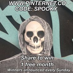 #Repost @the_pinternet  You have been spooked by the spooky skeleton of spook share in 5 seconds. SHARE TO WIN. NEW COUPON CODE FOR NEW SUBSCRIBERS GET YOUR FIRST BOX FOR ONLY 6$. SHARE THIS POST TO ENTER OUR NEW CONTEST EVERY SUNDAY WE WILL BE GIVING AWAY 1 FREE MONTH TO ONE RANDOMLY CHOSEN SHARER.  Rules! 1must be following our account.  2tag 3 friends.  3repost to your page  Ends OCTOBER 19th Good luck and don't forget to tag us!! . . . . . #enamelpins #enamelpin #pinstagram #pinsofig…