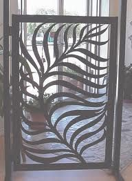 Metal Garden Gate Just Enough Sy Gates Wrought Iron