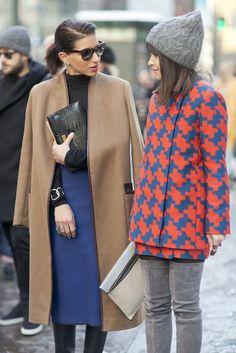 Street-Style bei der New York Fashion Week 2013 Photo 22