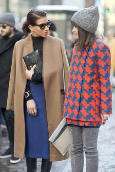Street-Style bei der New York Fashion Week 2013 Photo 22