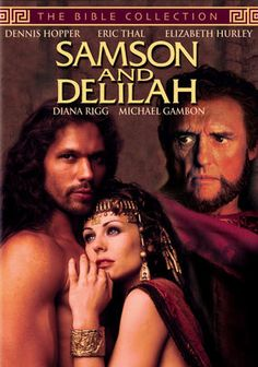 The Bible Collection: Samson and Delilah -- Gifted with enormous strengths that also leave him vulnerable to the selfishness of others, Samson soon learns what kind of person Delilah truly is. But he must prove himself a hero during his darkest hours. The task is this: avoid Delilah's wily ways once and for all and stay true to his God-fearing spirit. Dennis Hopper and Diana Rigg star as the biblical Samson and his nefarious lady-in-waiting, Delilah, in this retelling of the age-old story.