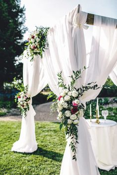 Beautiful Outdoor Wedding | Anita Martin Photography | Bridal Musings Wedding Blog 21
