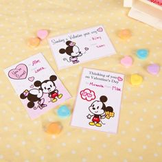 Absolutely FREE printables for valentines day from Disney--love the Phineas and Ferb ones.  SCORE :)