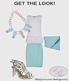 Inspiración de nuestra #Shoelover con este #look tan veraniego con #sandalias plateadas by #MARYPAZ.  ¡Nos encanta la idea!  ►http://fromnmwithlove.blogspot.com.es/2014/07/get-the-look-from-July-23-2014.html  Shop at ►http://www.marypaz.com/tienda-online/sandalia-de-tacon-con-agarre-al-tobillo-18093.html?sku=67597
