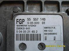 STEROWNIK SILNIKA SIGNUM VECTRA C 1,8 16V Z18XE (5190614859) - Allegro.pl - Więcej niż aukcje.