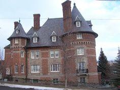 Butte-Anaconda National Historic Landmark District: 321 West Broadway (Charles Walker Clark Mansion)